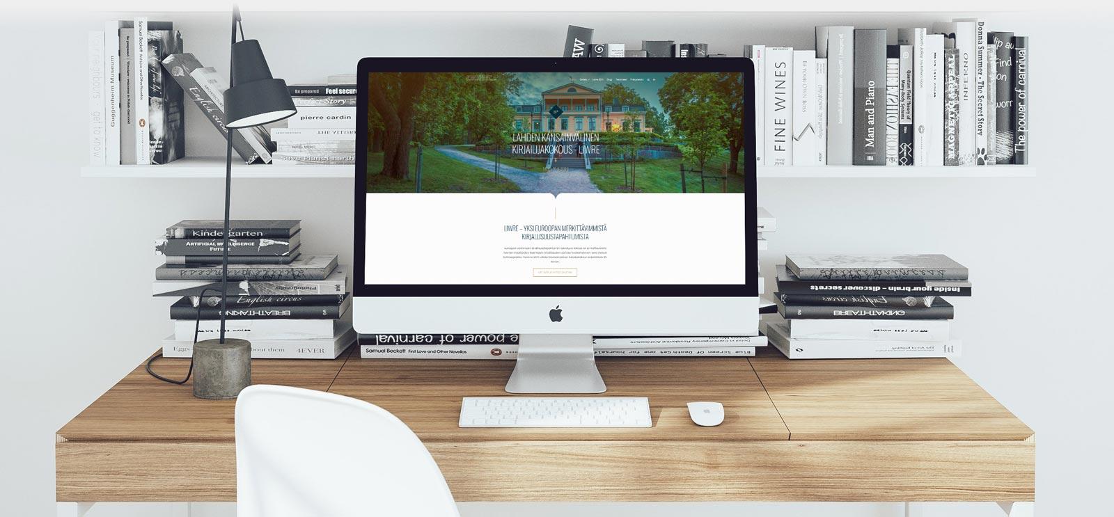 LIWRE verkkosivusto