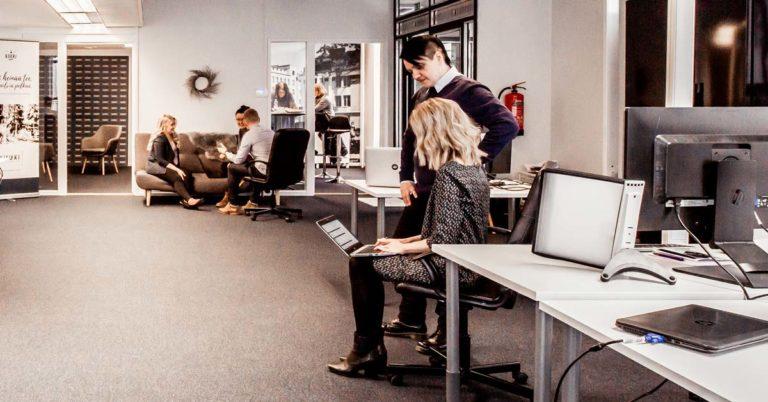 Hakukoneoptimointi on yrityksen verkkonäkyvyyttä kehittävä prosessi