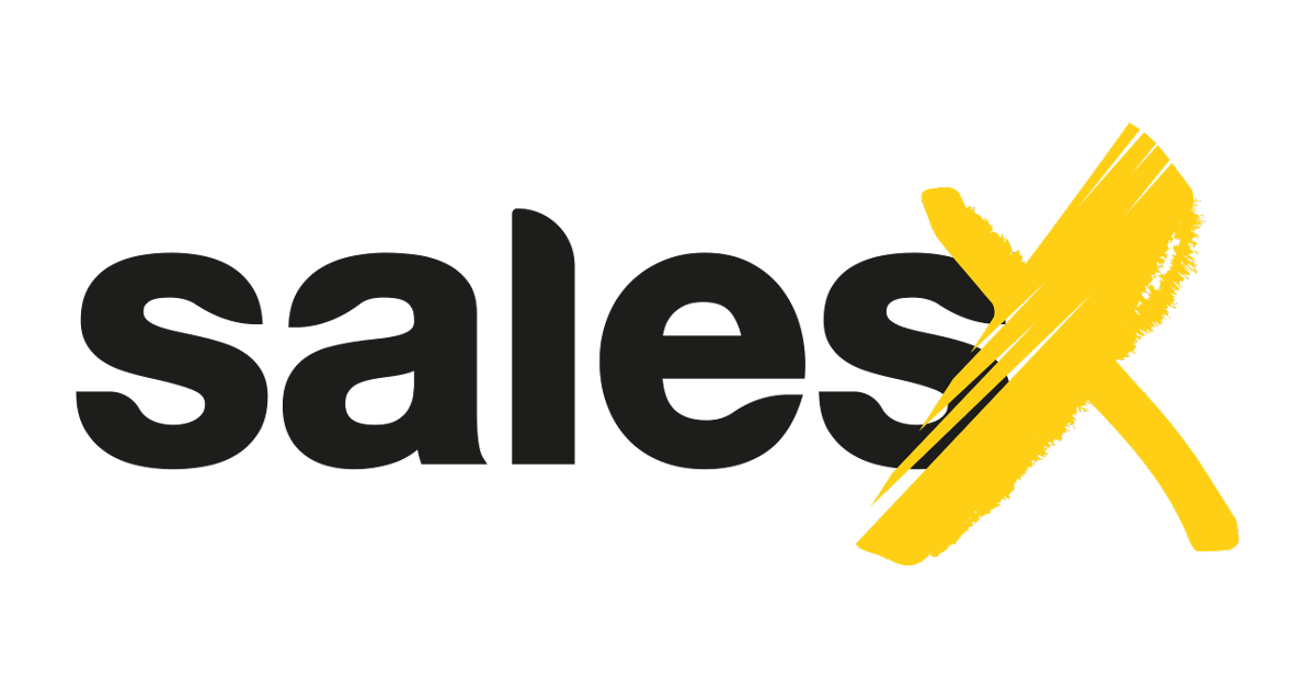 SalesX, logo
